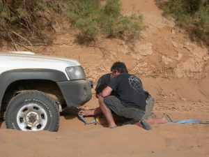 towing reseda | winch out